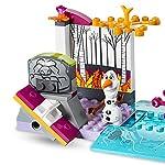 LEGO Frozen - Spedizione sulla Canoa di Anna
