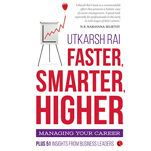 Faster, Smarter, Higher cover art