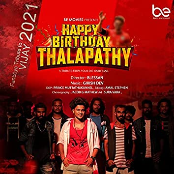 Happy Birthday Thalapathy