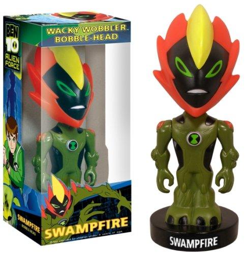 Funko Ben 10 - Bobble Head - Swampfire