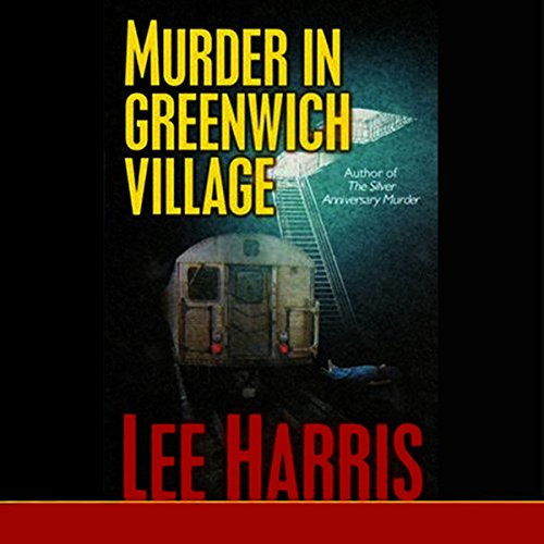 Murder in Greenwich Village audiobook cover art