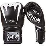Venum Giant 3.0 Guantes de Boxeo, Muay Thai, Kickboxing, Unisex Adulto, Negro, 14 Oz
