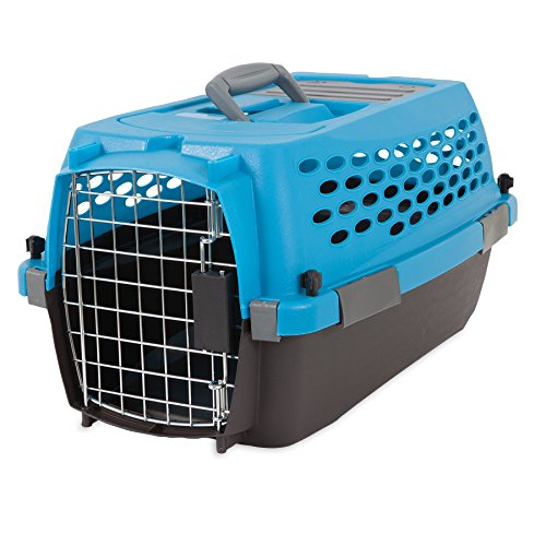 Petmate Fashion Vari Kennel, 19', for Dogs Up to 10 Lbs.