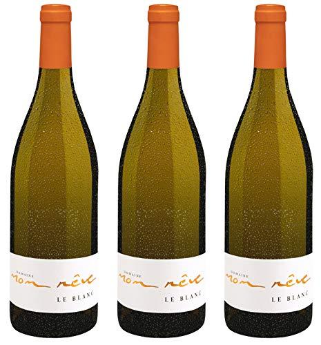 Bio Wein Weißwein Trocken 2018 Languedoc Frankreich Vegan Säurearm Histaminarm (3 x 0.75l)
