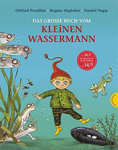 Der kleine Wassermann: Das große Buch vom kleinen Wassermann: Vorlesegeschichten