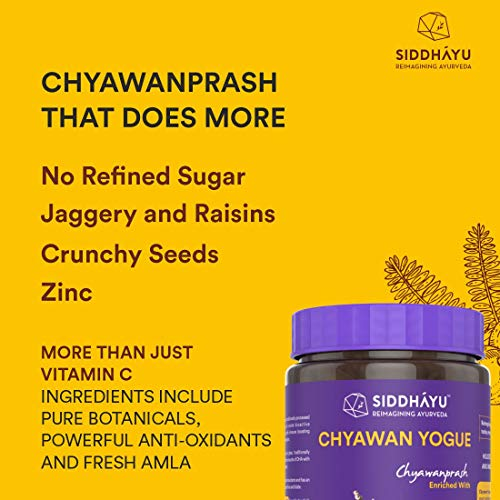 Siddhayu Chyawan Yogue Immunity Booster for Adults