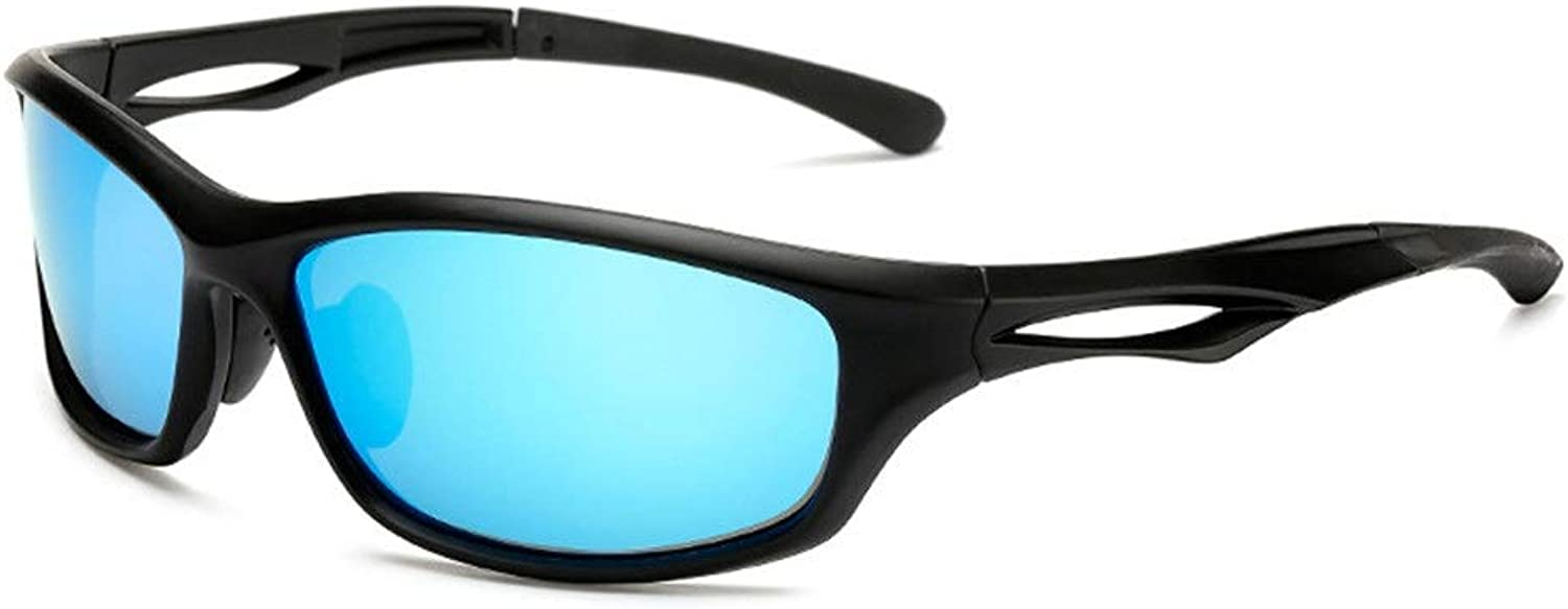 Cycling Glasses Men's or Women's Outdoor Glasses Driving Sports Bikeing Outdoor Sports Sunglasses (color   C, Size   Free Size)