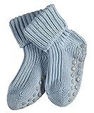 FALKE Baby Socken Catspads Cotton, 1 Paar, Blau (Powder Blue 6250), 80-92