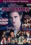 Icons Vampire Chronicle Postermag: XL-Poster von Twilight & Vampire Diaries + Postkarten + neue Interviews mit Robert Pattinson, Kristen Stewart, Talyor Lautner, Xavier Samuel! - Sonic Seducer