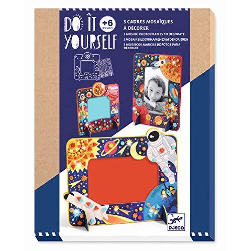 Djeco DJ07905 Mosaik-Bilderrahmen