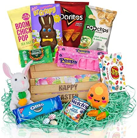 Prefilled Easter Baskets For Kids Easter Baskets For Teens Filled Easter Baskets For Adults product image