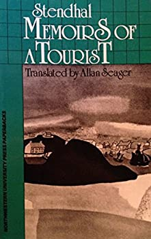 Memoirs of a Tourist 0810107074 Book Cover