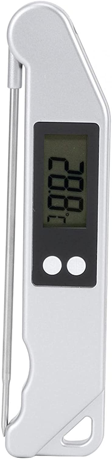 HENGHUAsm Portable Free Shipping [Alternative dealer] Cheap Bargain Gift Folding Barbecue Electronic Perfe Thermometer