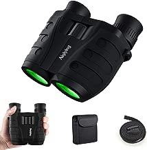 12x25 Compact Pocket Folding Binoculars for Adults Kids, Low Light Vision High Power Lightweight Waterproof HD Professional Mini Binocular Telescope for Outdoor Hunting, Bird Watching, Hiking,Fishing