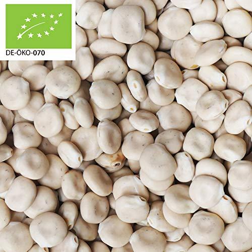 1000g Bio Süßlupinensamen Lupinensamen ganze Körner Lupinen | 1 kg | Plastikfrei in einem...