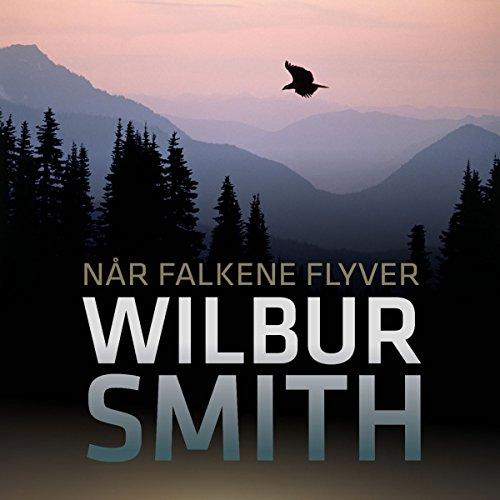 Når falkene flyver audiobook cover art