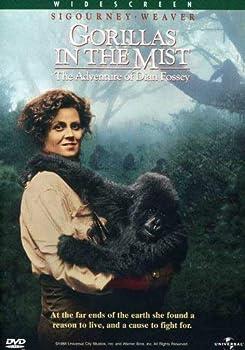 Gorillas in the Mist [DVD]