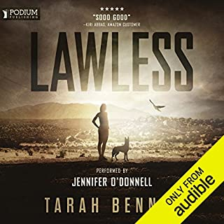 Lawless     Lawless Saga, Book 1              By:                                                                                                                                 Tarah Benner                               Narrated by:                                                                                                                                 Jennifer O'Donnell                      Length: 9 hrs and 13 mins     66 ratings     Overall 4.3