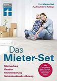 Das Mieter-Set: Mietvertrag, Kaution, Mietminderung, Nebenkostenabrechnung (German Edition)