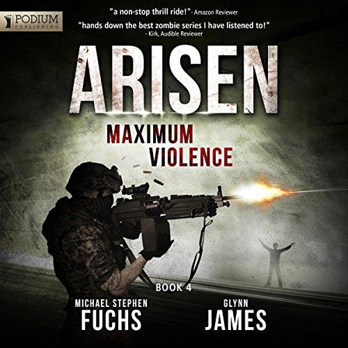 Maximum Violence cover art