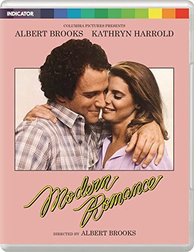 Modern Romance Blu ray product image