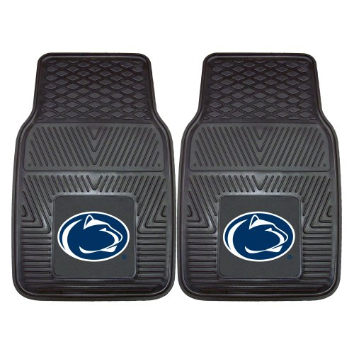 FANMATS - 8957 NCAA Penn State Nittany Lions Vinyl Heavy Duty Car Mat PENNSTATE 18'x27'