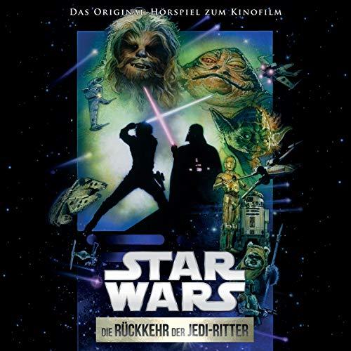 Star Wars - Die Rückkehr der Jedi-Ritter. Das Original-Hörspiel zum Kinofilm Titelbild