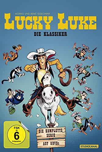Lucky Luke - Die Klassiker [8 DVDs]