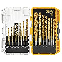 DeWalt Drill Bits for Pilot Holes