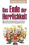 Das Ende der Herrlichkeit: Warum der viel gescholtene »deutsche Michel« bereits die Heugabeln wetzt