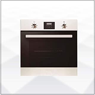 MODA Germany ALVARO-70 60 cm 65 L Double Layered Glass Door Built-in Oven (Rotary Knob Controls, 8 Cooking Functions, Elec...