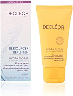 Decleor Hydra Floral Intense Hydrating and Plumping Mask for Unisex, 50ml