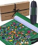Tapete Puzzle 2000 Piezas | Puzzle Conserver | Accesorio perfecto para rompecabezas | Tapete Puzzle | Jaques of London