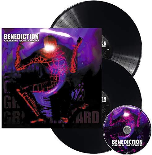 Grind Bastard (2LP+CD Gatefold) [Vinilo]