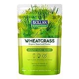 BioGlan Superfoods - Organic Wheatgrass - 100g