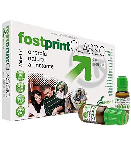 Fost Print Classic Frutas del Bosque 20 viales de Soria Natural
