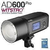 Godox AD600pro 600 Ws Flash con 2.4 G inalámbrico sistema de X dos métodos de...