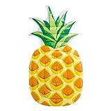 Flotador piña hinchable de fruta