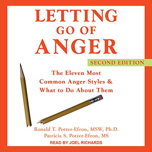 Letting Go of Anger (Second Edition) cover art