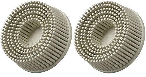 3M 3M-18733 Roloc Bristle Disc Grade - 120, Size - 2