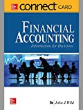 Connect Access Card for Financial Accounting: Information and Decisions