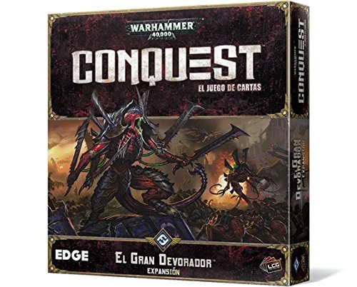 Fantasy Flight Games Warhammer 40000 El Gran Devorador (EDGWHK08)