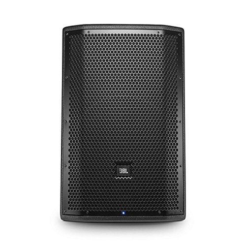 JBL PRX812W 1500 schwarz Lautsprecher-(XLR, vor, 37,5cm, 30,5cm, 1500W, 44,8-20.000Hz)