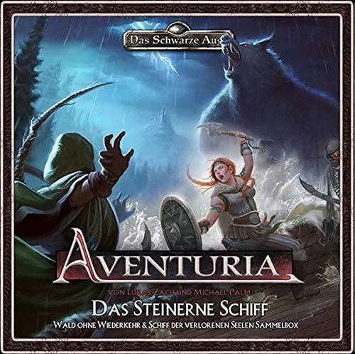 Ulisses Spiel & Medien Aventuria - Das Steinerne Schiff