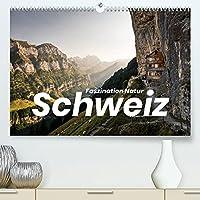 Schweiz - Faszination Natur (Premium, hochwertiger DIN A2 Wandkalender 2022, Kunstdruck in Hochglanz): Einzigartige Aufnahmen der Schweiz. (Monatskalender, 14 Seiten )