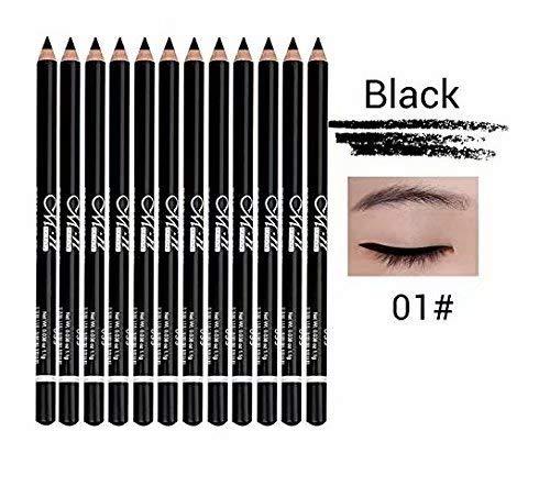 12 pcs Eyeliner crayon de maquillage cosm¨¦tiques stylos set