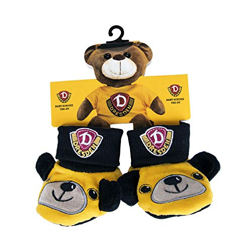 SG Dynamo Dresden Baby Schuhe Ted-DY