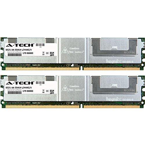 16GB KIT (2 x 8GB) for Intel T Series T5000PAL
