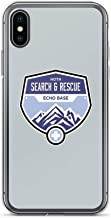 iPhone 6 Plus/6s Plus Pure Clear Case Cases Cover Hoth Search and Rescue