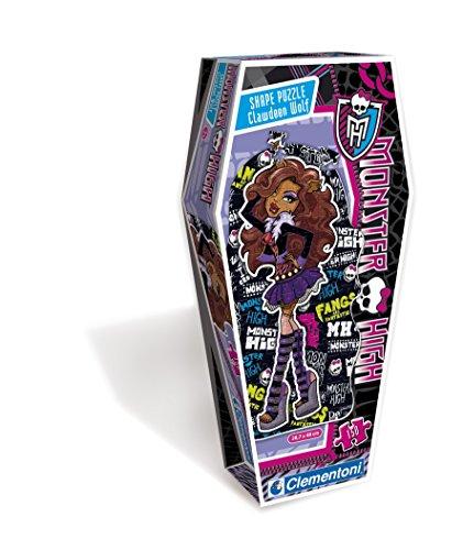 Clementoni - Puzzle Clawdeen Wolf Monster High de 150 Piezas (27531)